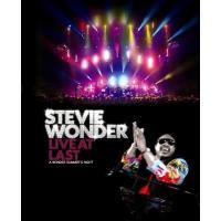 【送料無料】 Stevie Wonder スティービーワンダー / Live At Last 【DVD】