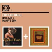 Erykah Badu エリカバドゥ / Baduizm  /  Mama's Gun【CD】