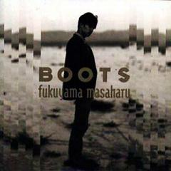 福山雅治 / BOOTS.【CD】
