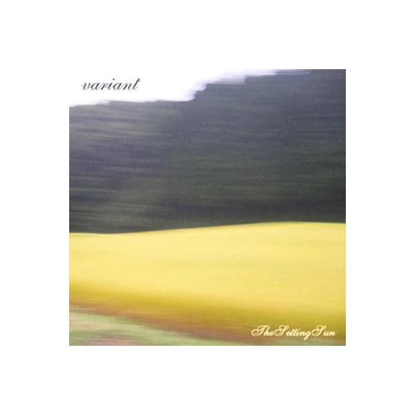 Variant / Setting Sun 【CD】