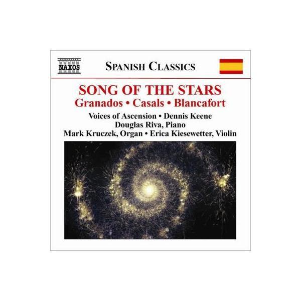 合唱曲オムニバス / 『星々の歌~近代カタルーニャの作品集』 キーン&ヴォイシズ・オブ・アセンション、他【CD】