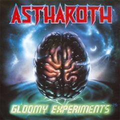 Astharoth / Gloomy Experiments【CD】