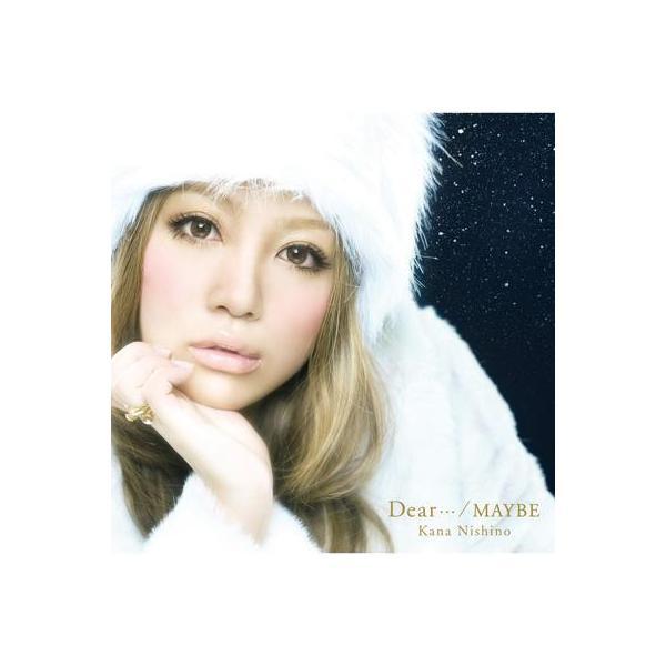 西野カナ / Dear・・・  /  MAYBE【CD Maxi】