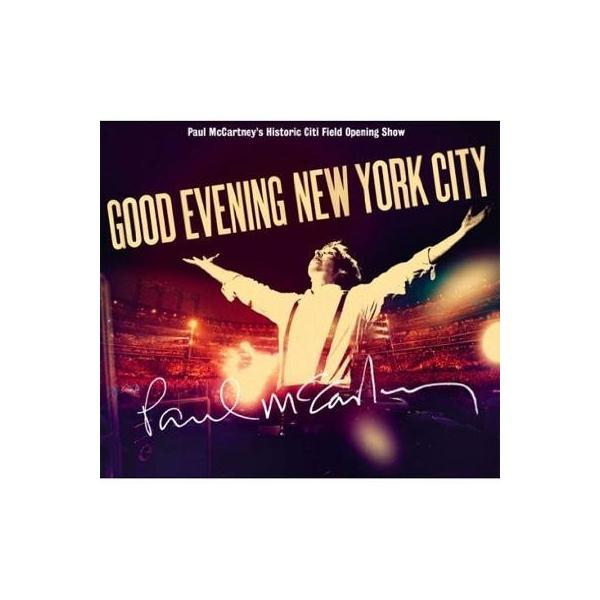 Paul Mccartney ポールマッカートニー / Good Evening New York City 【CD】