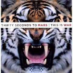 30 Seconds To Mars サーティセカンズトマーズ / This Is War (CD付 / 2枚組アナログレコード)【LP】
