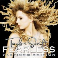 Taylor Swift テイラースウィフト / Fearless Platinum Edition 【CD】