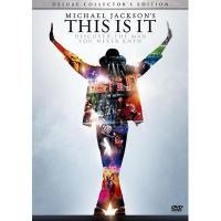 Michael Jackson マイケルジャクソン / マイケル・ジャクソン THIS IS IT デラックス・コレクターズ・エディション(2枚組)【DVD】