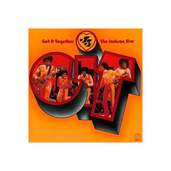 Jackson 5 ジャクソンファイブ / Get It Together 【CD】