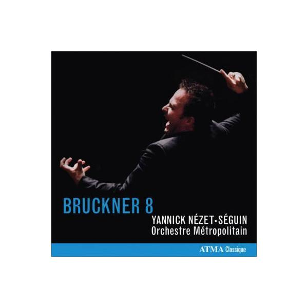 Bruckner ブルックナー / 交響曲第8番 ネゼ=セガン&メトロポリタン管弦楽団(2CD)【CD】