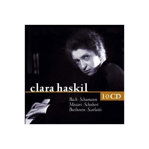 ピアノ作品集 / クララ・ハスキル ポートレート(協奏曲集、ソナタ集)(10CD)【CD】