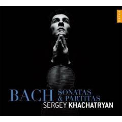 Bach, Johann Sebastian バッハ / 無伴奏ヴァイオリンのためのソナタとパルティータ全曲 ハチャトリャン(2CD)【CD】