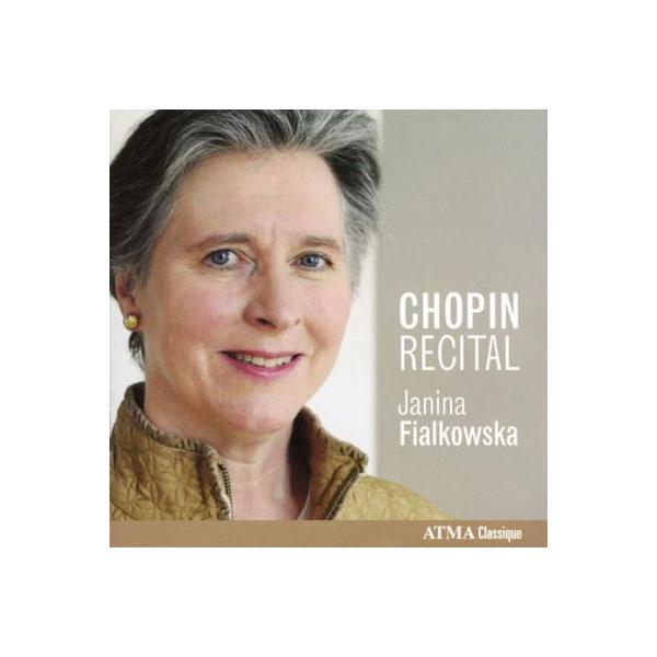 Chopin ショパン / ピアノ作品集 フィアルコフスカ【CD】