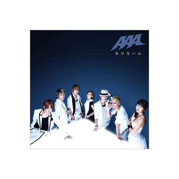 AAA / 負けない心【CD Maxi】