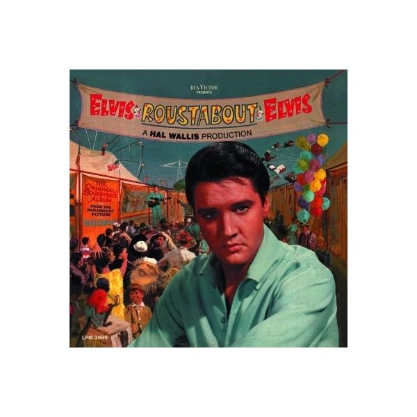 Elvis Presley エルビスプレスリー / Ost:  Roustabout (180グラム重量盤レコード)【LP】
