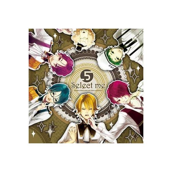 PointFive(.5) ポイントファイブ / Select me【CD Maxi】