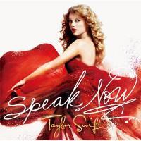 Taylor Swift テイラースウィフト / Speak Now 【デラックス・エディション】【CD】
