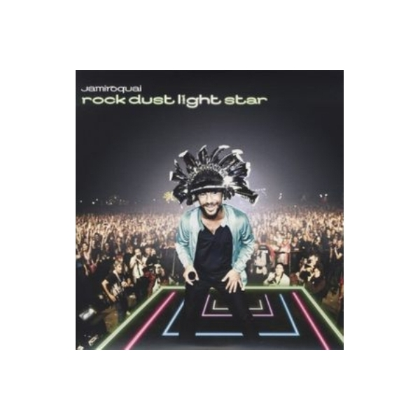 Jamiroquai ジャミロクワイ / Rock Dust Light Star【LP】