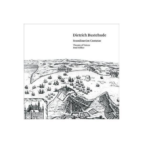 Buxtehude ブクステフーデ / スカンジナビアのカンタータ ヒリアー/シアター・オブ・ヴォイセズ(SACD)【SACD】