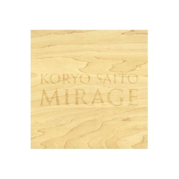 koryo saito / MIRAGE【CD】