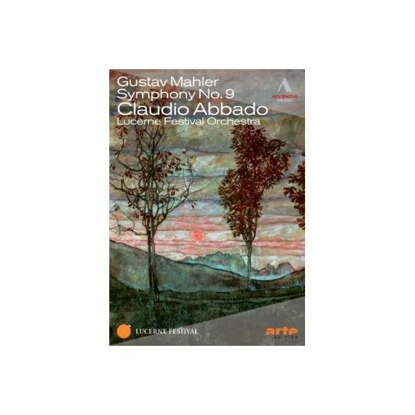 Mahler マーラー / 交響曲第9番 アバド&ルツェルン祝祭管弦楽団【DVD】
