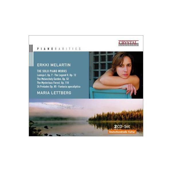メラルティン、エルッキ(1875-1937) / Piano Works:  Lettberg【CD】