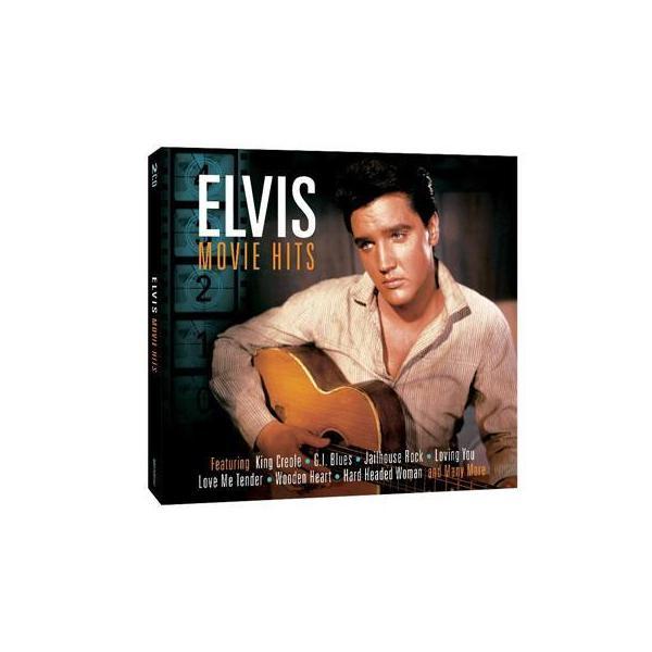 Elvis Presley エルビスプレスリー / Movie Hits【CD】