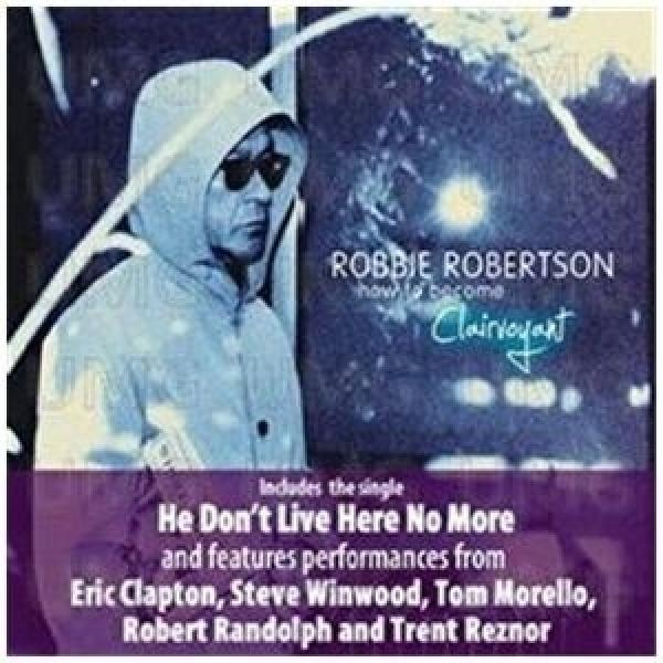 Robbie Robertson / How To Become Clairvoyant【LP】