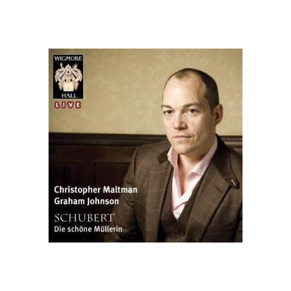 Schubert シューベルト / 『美しい水車小屋の娘』 モルトマン、G.ジョンソン【CD】