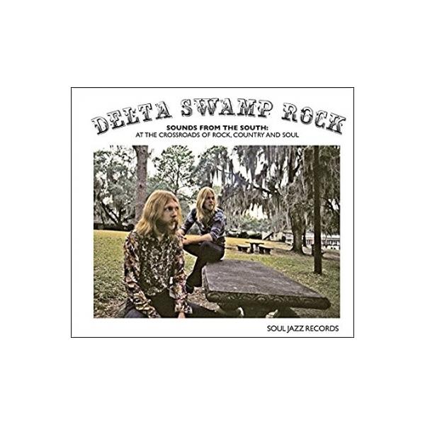 オムニバス(コンピレーション) / Delta Swamp Rock Vol.1【LP】