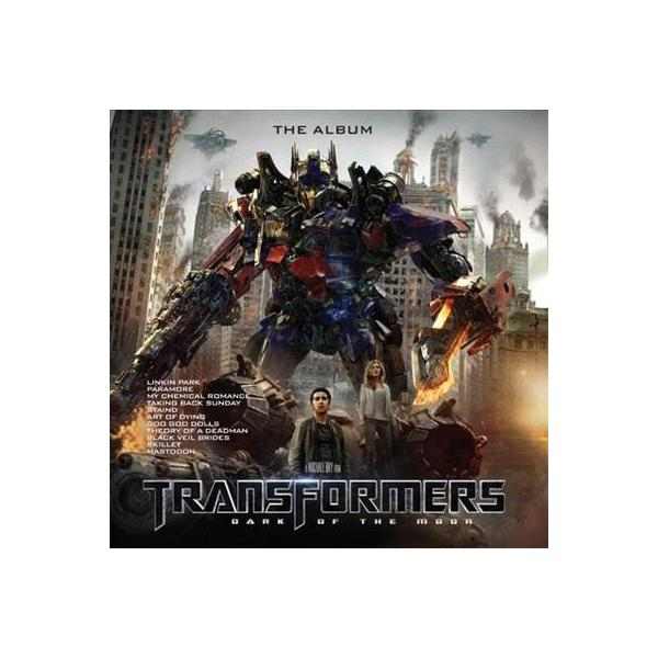 トランスフォーマー / ダークサイド ムーン / Transformers:  Dark Of The Moon【CD】