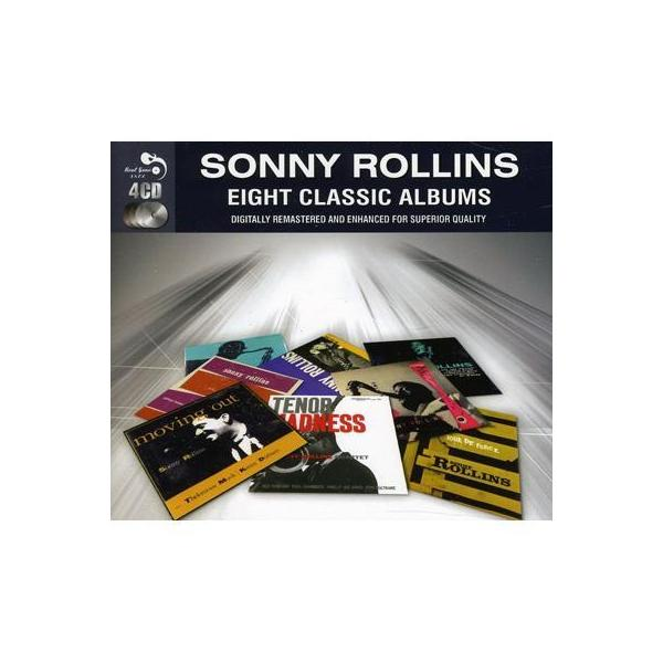 Sonny Rollins ソニーロリンズ / Eight Classic Albums【CD】