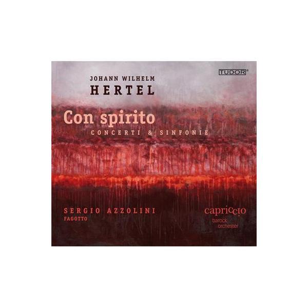 ヘルテル(1727-1789) / 協奏曲集、シンフォニア集 キーファー&カプリッチョ、アッツォリーニ【CD】