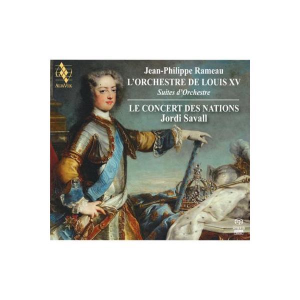 Rameau ラモー / 管弦楽組曲集~優雅なインド、ナイス、ゾロアストル、ボレアド~ サヴァール&ル・コンセール・デ・ナシオン(2SACD)【SACD】