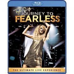 Taylor Swift テイラースウィフト / Journey To Fearless【BLU-RAY DISC】