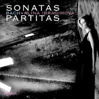 Bach, Johann Sebastian バッハ / 無伴奏ヴァイオリンのためのソナタとパルティータ全曲 イブラギモヴァ(2CD)(日本語解説付)【CD】