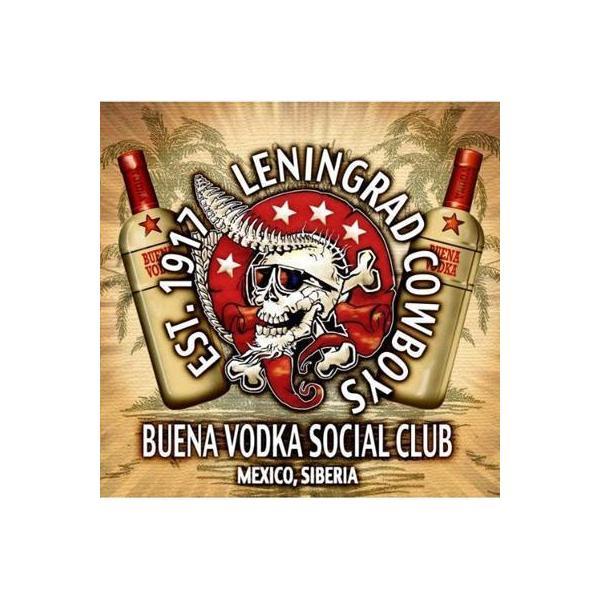 Leningrad Cowboys / Buena Vodka Social Club【LP】