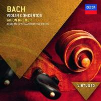 Bach, Johann Sebastian バッハ / ヴァイオリン協奏曲集(クレーメル&アカデミー室内管)、オーボエ・ダモーレ協奏曲(ホリガー&カメラータ・ベルン)【CD】