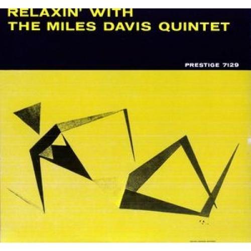Miles Davis マイルスデイビス / Relaxin With The Miles Davis Quintet (アナログレコード / OJC)【LP】