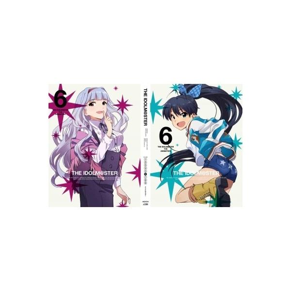 アイドルマスター 6 【完全生産限定版】【BLU-RAY DISC】