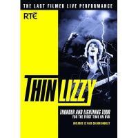 Thin Lizzy シンリジー / Thunder And Lightning Tour 【tシャツ  /  Mサイズ付】【DVD】