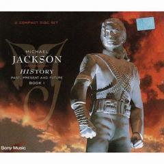 Michael Jackson マイケルジャクソン / History - Past,  Present  &  Future-book 1【CD】