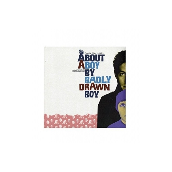 Badly Drawn Boy バッドリードロンボーイ / About A Boy【LP】