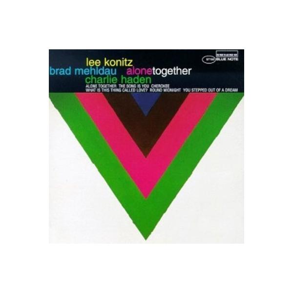 Lee Konitz / Brad Mehldau / Charlie Haden / Alone Together【CD】