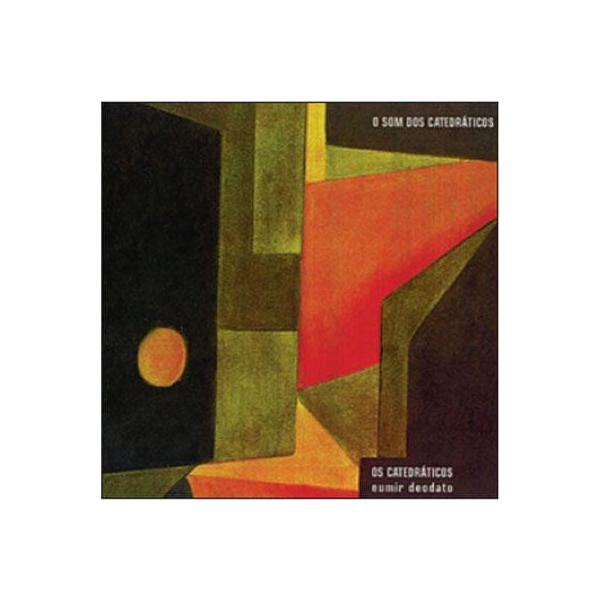 Deodato (Eumir Deodato) デオダード / O Som Dos Catedraticos【CD】