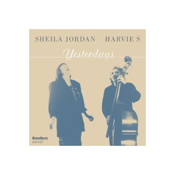 Sheila Jordan / Yesterdays【CD】