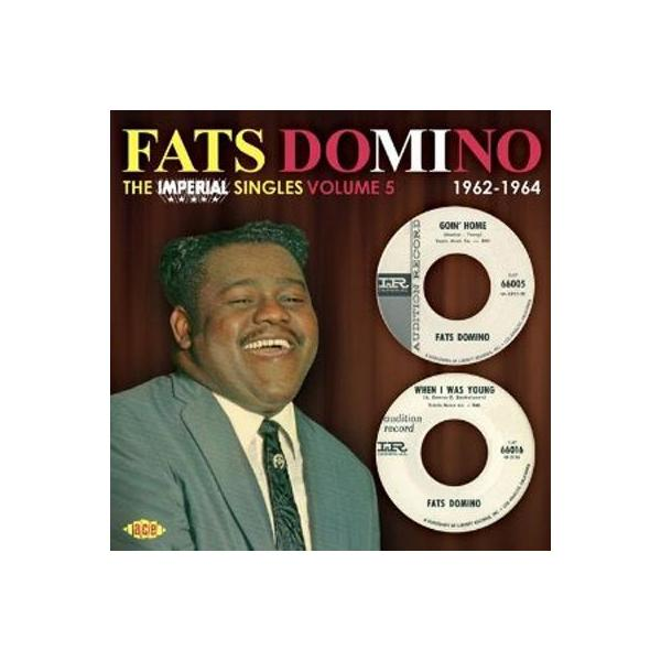Fats Domino / Imperial Singles Collection Vol 5【CD】