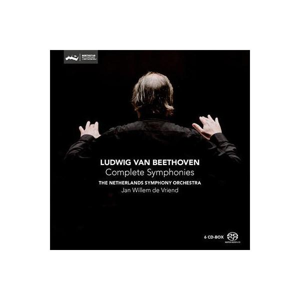 Beethoven ベートーヴェン / 交響曲全集 フリエンド&ネザーランド交響楽団(6SACD)【SACD】