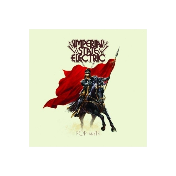 Imperial State Electric / Pop War (アナログレコード)【LP】