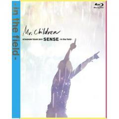 Mr.Children / Mr.Children STADIUM TOUR 2011 SENSE -in the field- (Blu-ray)【BLU-RAY DISC】