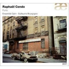 Cendo , Raphael / Furia,  Charge,  In Vivo-chamber Works:  Bourgogne  /  Ensemble Cairn【CD】